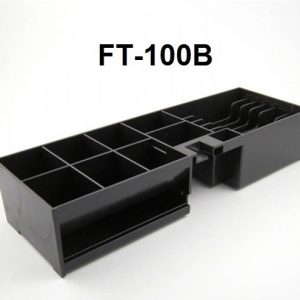 INT Flip Top Cash Drawer Insert